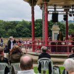 Live Music At The Bandstand In Saltaire