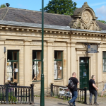 The Dining Hall in World Heritage Saltaire